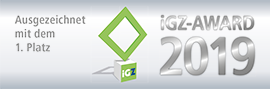 iGZ-Award an die Wackler Personal-Service GmbH